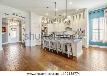 Updated New Kitchen Interior Design Remodel #1109156774