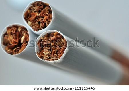 cigarettes Royalty-Free Stock Photo #111115445