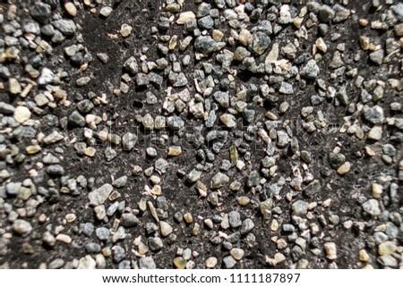 Sea stones background. #1111187897