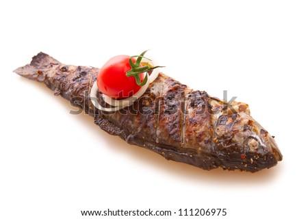 fried fish #111206975