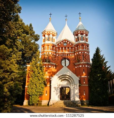 church #111287525