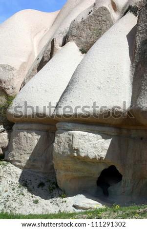 Bizarre landscape Cappadocia, Turkey #111291302