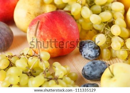 fresh fruits #111335129