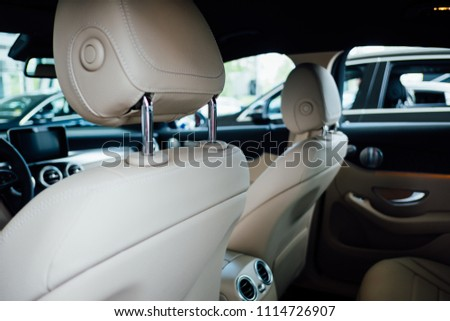 Russia, Chelyabinsk - June 7 , 2017: the car Mercedes Benz #1114726907