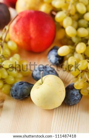 fresh fruits #111487418