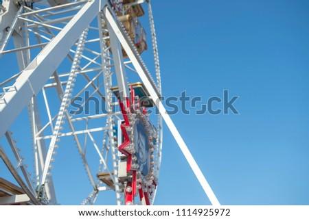 Rides Ferris Wheel #1114925972