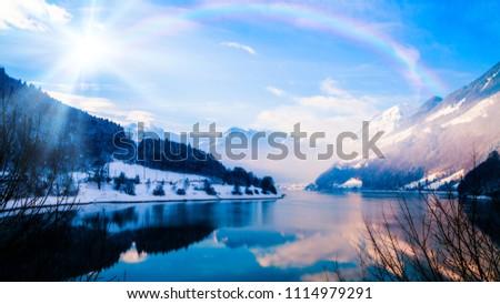 beautiful landscape, nature #1114979291