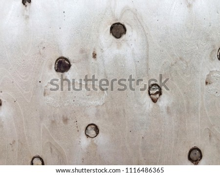 Plywood board texture background #1116486365