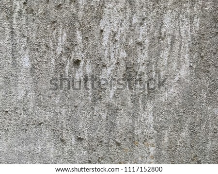 Rough cement wall backdrop or texture background  #1117152800