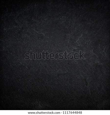 Dark grey black slate background or texture #1117644848