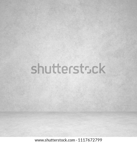Designed grunge texture. Wall and floor interior background #1117672799