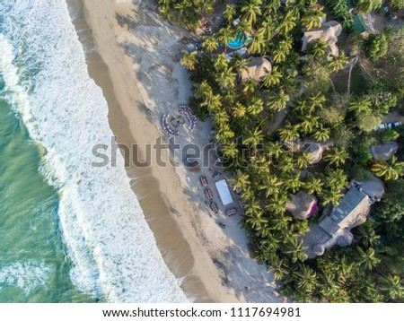 La Roca Beach Ecohotel, Palomino, La Guajira, Colombia #1117694981