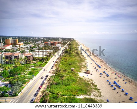 Delray Beach Florida #1118448389