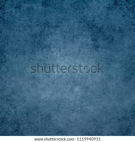 Vintage paper texture. Blue grunge abstract background #1119940931