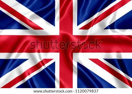 Flag of Britain silk #1120079837