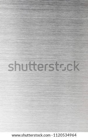 Stainless steel texture black silver textured pattern background. #1120534964