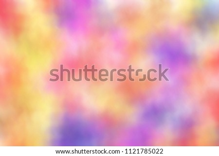 Abstract pastel soft colorful smooth blurred textured background off focus toned in violet and lilac color. Can be used as a wallpaper or for web design #1121785022