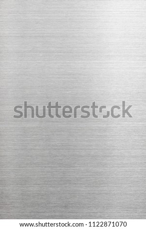 Stainless steel texture black silver textured pattern background. #1122871070