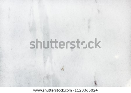 polished lvory marble. real natural marbie stone texture and surface background. #1123365824