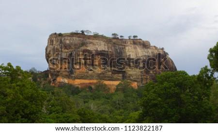 Sigiriya Sri lanka #1123822187