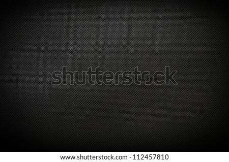 corduroy polipropylen black background