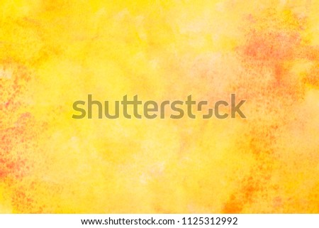 Abstract watercolor background  #1125312992