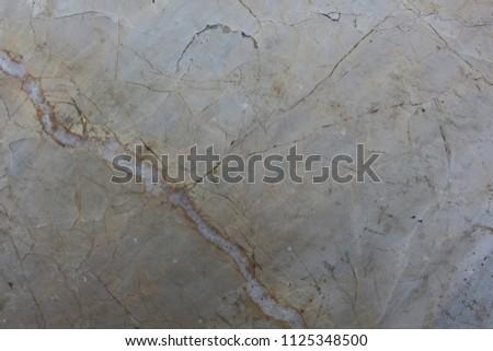 Beautiful pattern on white marble. #1125348500