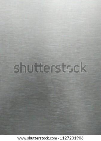Metal steel plate background texture  #1127201906