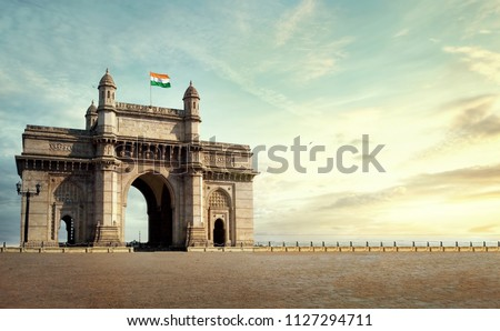 Gateway of India mumbai india #1127294711