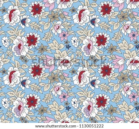 small flower pattern #1130051222