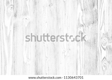 white wood texture background, wooden table top view #1130643701