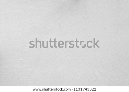 white cement wall background blank for design #1131943322