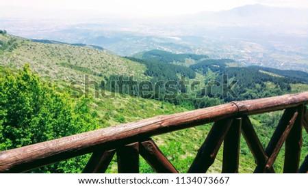 Scopje Makedonia Millenium Cross Mountain 2018 #1134073667