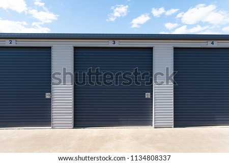 Storage Shed, self storage shed, storage, shed, locked shed, storage locker. #1134808337