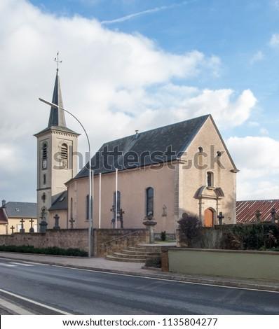 Church in Hellingen #1135804277
