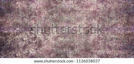 Old grunge paper background. Colorful design. Beautiful grunge design #1136038037