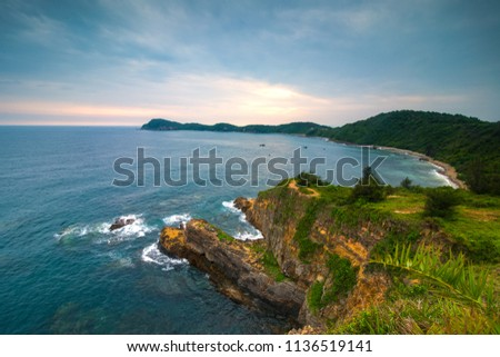 Co To Island in North of Vietnam Royalty-Free Stock Photo #1136519141