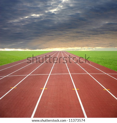 racing track, #11373574
