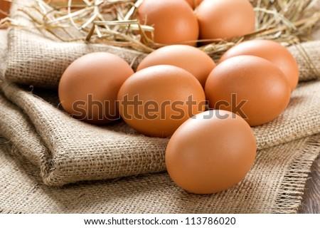 Eggs Royalty-Free Stock Photo #113786020