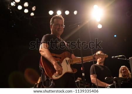 Orlando, Florida/ USA 07-20-2018: Violent Femmes performing live at the House of Blues Orlando #1139335406