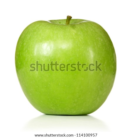 granny smith apple #114100957