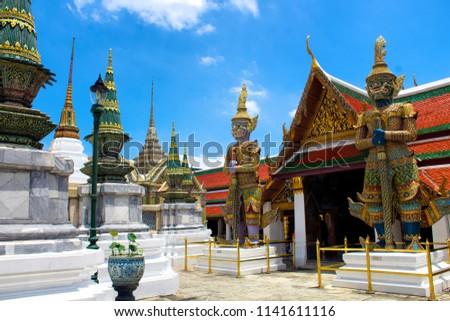 The Grand Palace in Bangkok, Thailand #1141611116