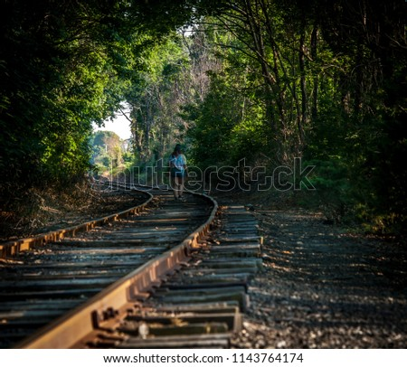 Off the Tracks #1143764174