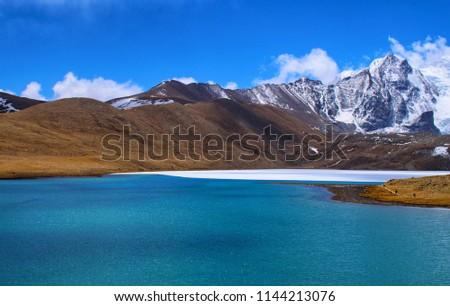Gurudongmar Lake, North Sikkim #1144213076
