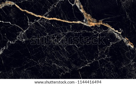 natural black marble texture with high resolution, black marbel texture background with high resolution, marbel stone texture for digital wall tiles, natural breccia marble tile #1144416494