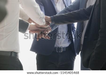 Cooperation in organizational success #1145405468