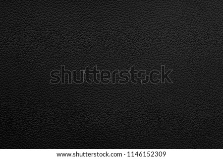 Black leather texture background. Royalty-Free Stock Photo #1146152309