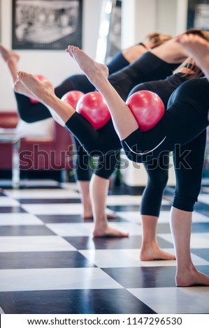 Barre Exercise Class #1147296530