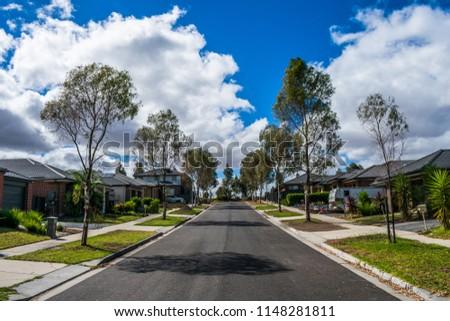 Beautiful morning in Australia  #1148281811