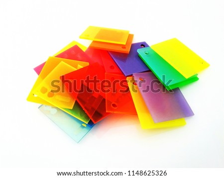 sample acrylic sheet